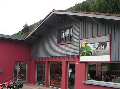Vosges Alsace Espaces verts